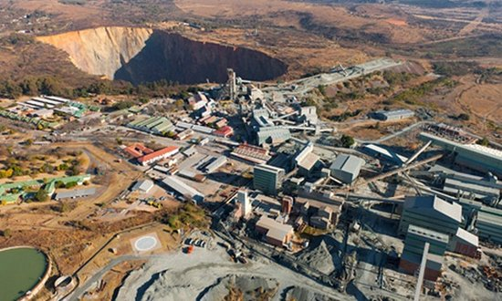 Cullinan Diamond Mine SA