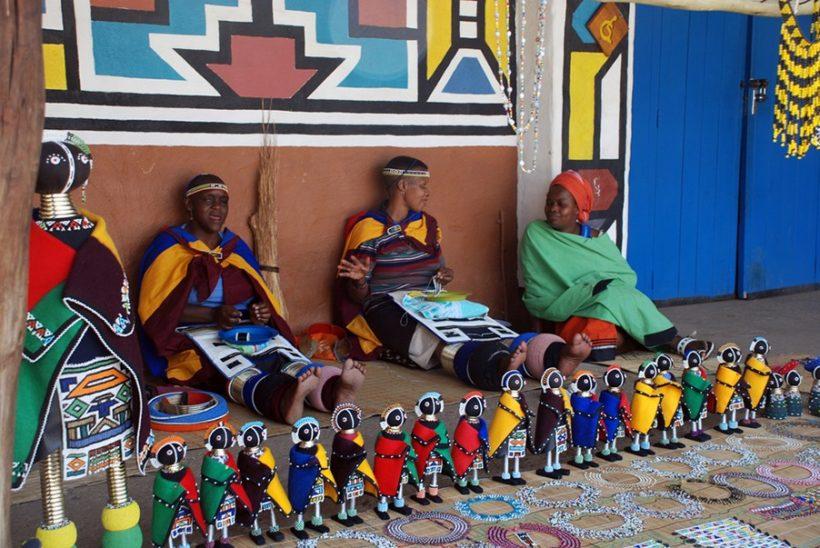 Lesedi Cultural Village Experience